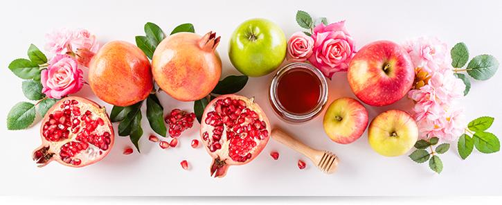 ארוחת ראש השנה - טיפים לשמירה על המשקל